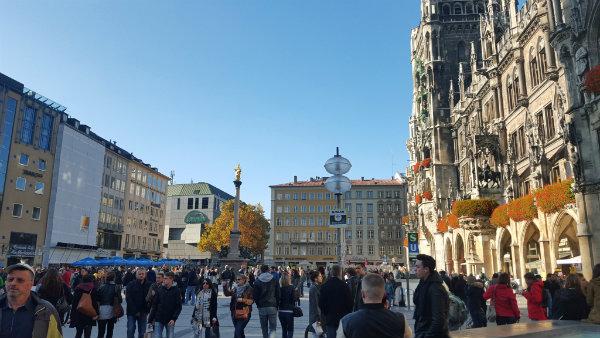 Dicas de Munique, Marienplatz, Alemanha