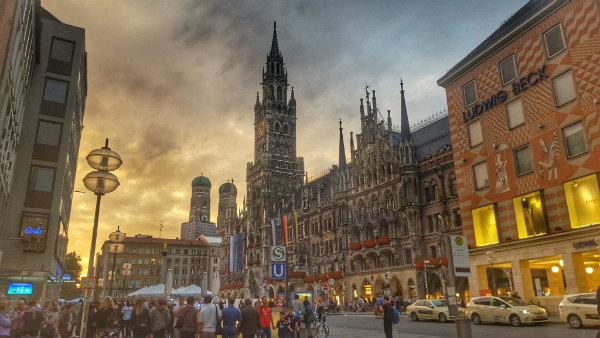 Tours Destino Munique, Alemanha, guia em português