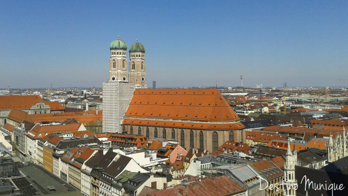 Frauenkirche-Torres-Munique