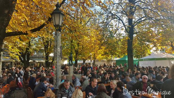 Viktualinemarkt-Munique-Alemanha-Outono