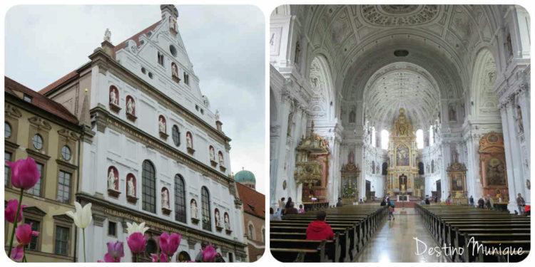 Igrejas-Muinique-Michaelkirche