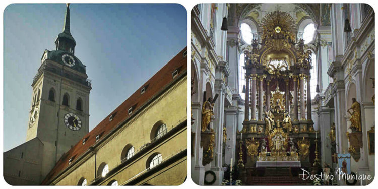Igrejas-Muinique-Peterkirche