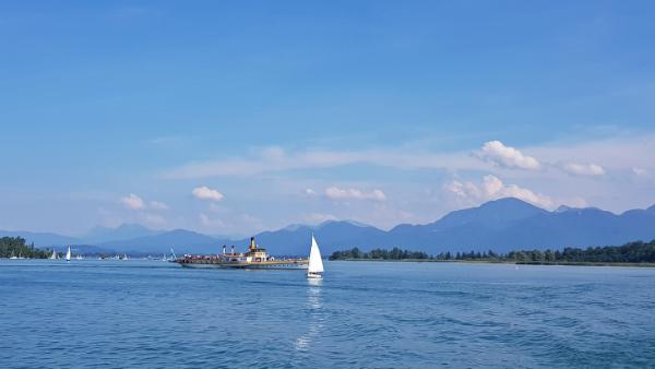 Lago Chiemsee, Baviera, Alemanha, dicas, guias brasileiras na Alemanha