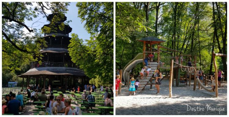 Biergarten-Munique-Englischer-Garten