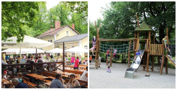Biergarten-Munique-Zum-Flaucher