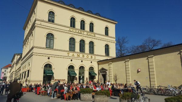 Dicas de Cafés em Munique, Alemanha