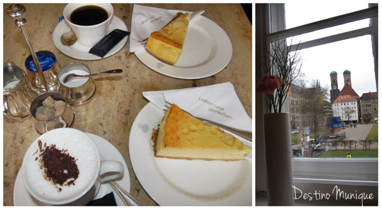 Dallmayr-Cafes-Munique