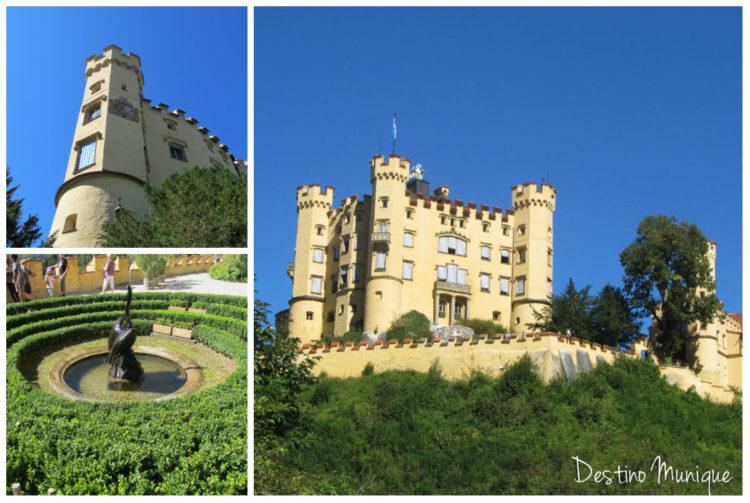 Hohenschwangau-Dicas-Castelo
