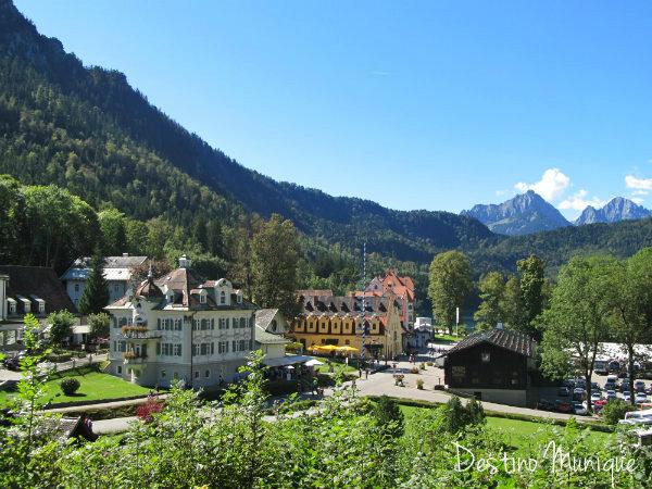 Neuschwanstein-Centrinho-Fussen-Munique