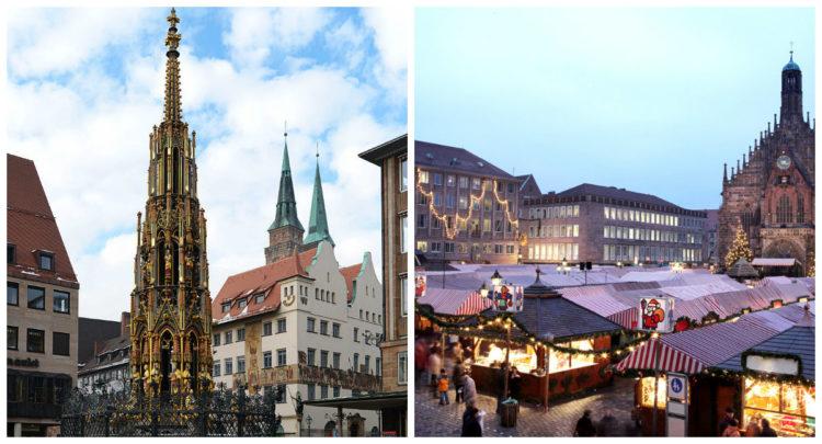 Nuremberg-Bela-Fonte-Hauptmarkt