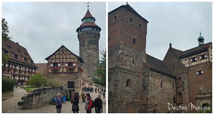 Nuremberg-Castelo-Burg