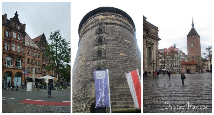 Nuremberg-Ruas-Centro-Historico
