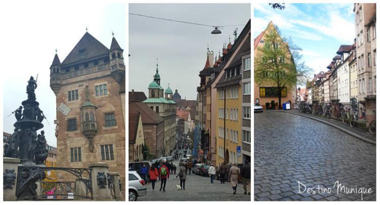 Nuremberg-Ruas