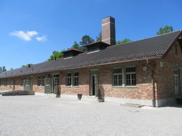 Dachau-Crematorio-Munique