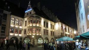Hofbräuhaus, Munique, Alemanha, HB
