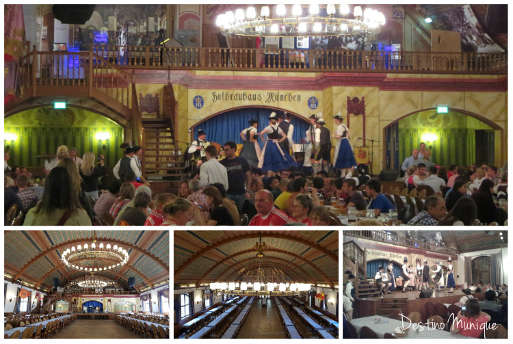 Hofbräuhaus, Munique, Alemanha, cervejaria mais famosa do mundo