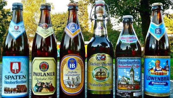 Cervejas alemas, Munique, Alemanha, Dicas, Tipos de cervejas