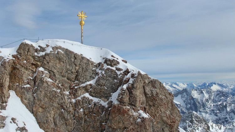 Zugspitze-Alemanha-Alpes