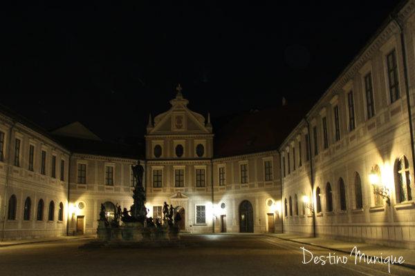 Residenz-Munique-Alemanha