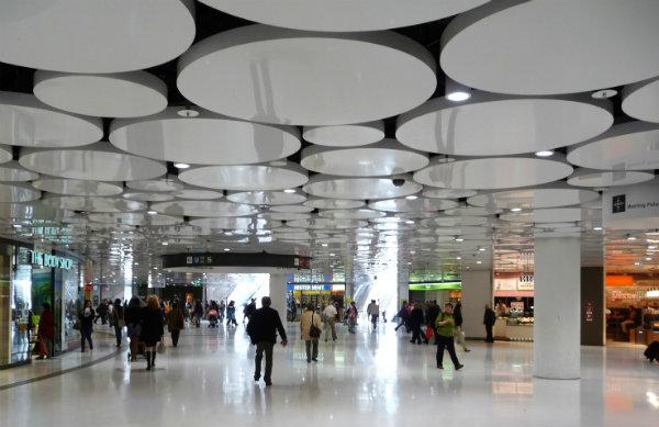 Stachus-Lojas-Karlsplatz