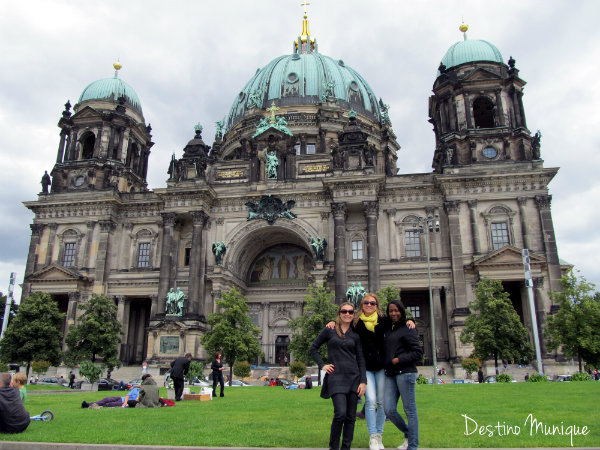 Berlim-Catedral-Destino-Munique