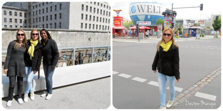 Berlim-Muro-Destino-Munique