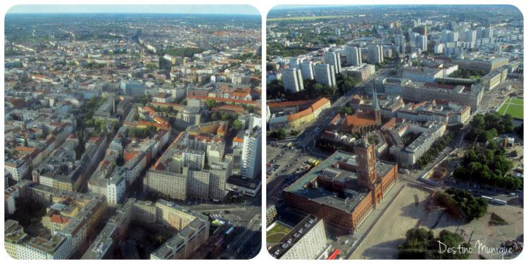 Berlim-Torre-Destino-Munique
