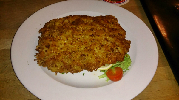 Melhor Schnitzel de Munique, Alemanha, restaurantes, dicas