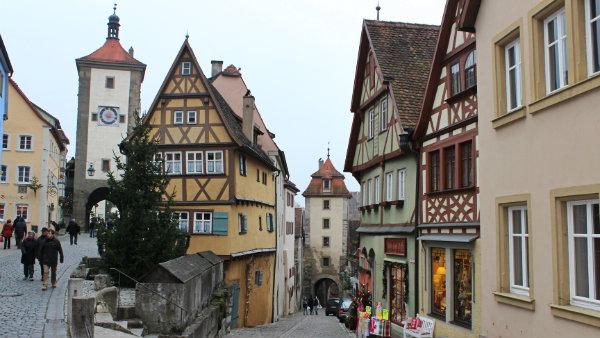 Rota romântica, Rothemburg ob der Tauber, dicas, Alemanha