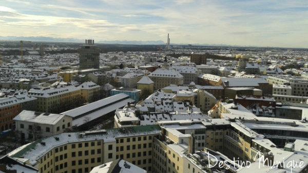 Munique-Inverno-Alemanha
