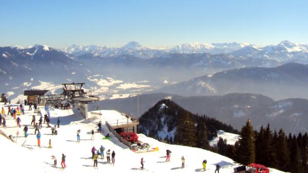 Esquiar em Munique, Lenggries, Alemanha