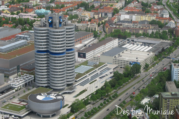 BMW-Munique-Mercer