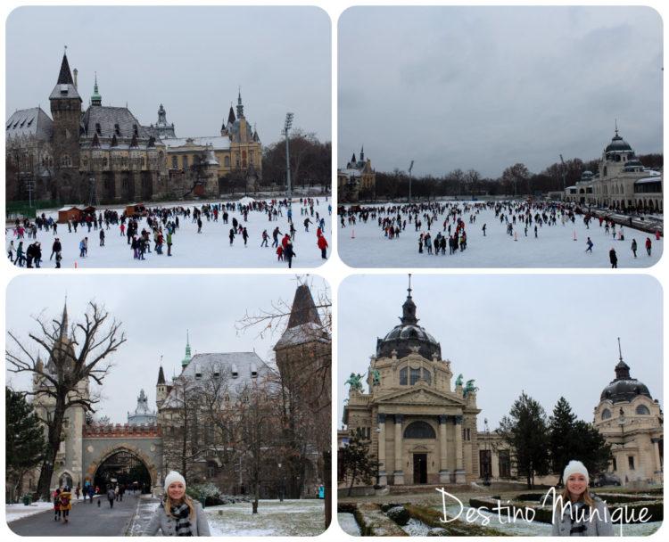 Budapeste-Castelo-Termas