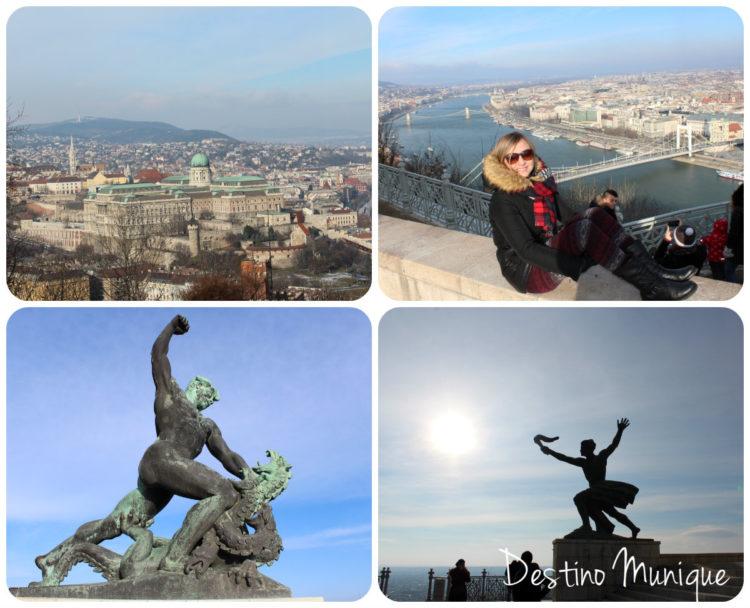 Budapeste-Citadella-Dicas