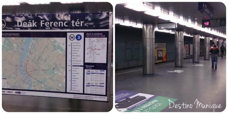 Budapeste-Metro