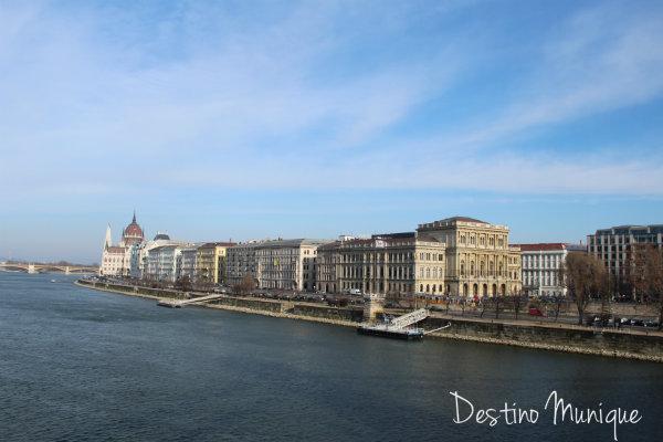 Budapeste-Panorama-Parlamento