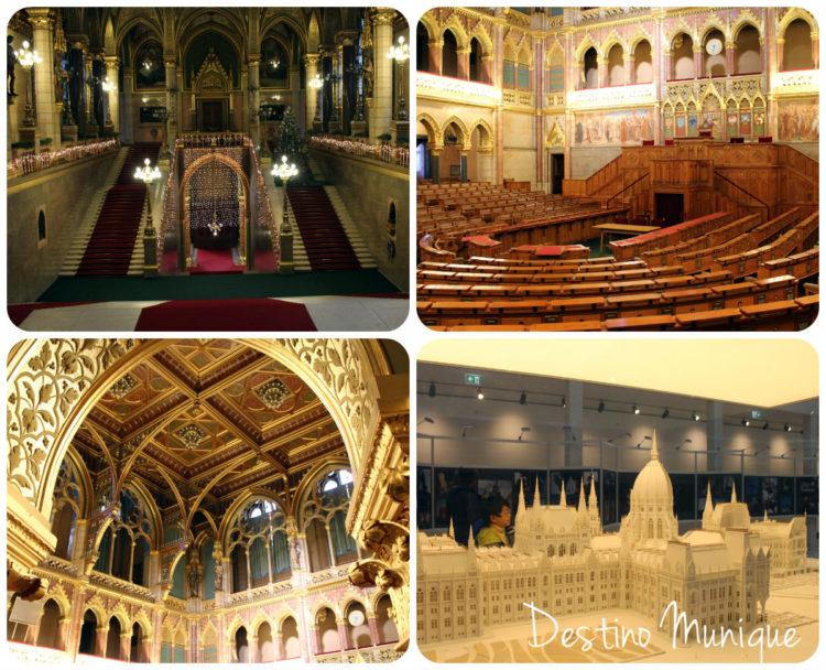 Budapeste-Parlamento-Visita