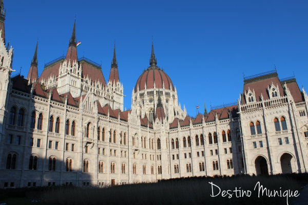 Budapeste-Parlamento