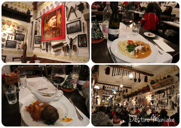 Budapeste-Rustico-Restaurante