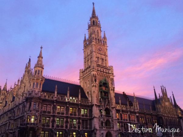 Munique-Rathaus-Mercer