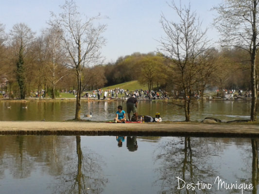 Westpark-Lago-Munique