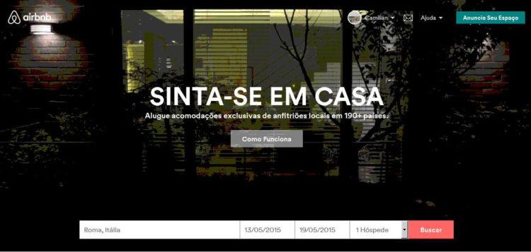 Airbnb-Cadastro-Tela-Inicial