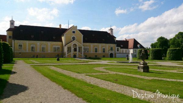 Castelo-Schleissheim-Antigo