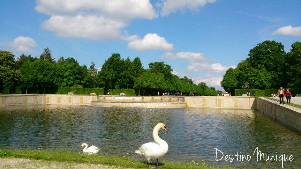 Castelo-Schleissheim-Lago