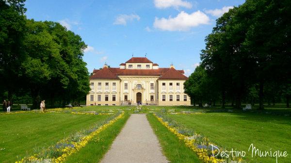 Castelo-Schleissheim-Lustheim