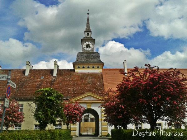 Castelo-Schleissheim-Velho