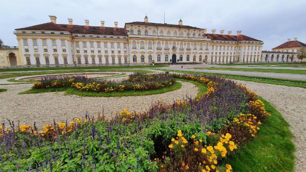 Palácio Scheissheim, Munique, como visitar