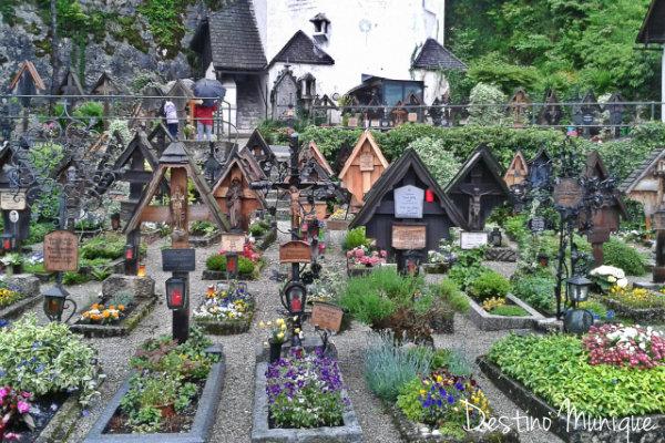 Hallstatt-Austria-Cemiterio
