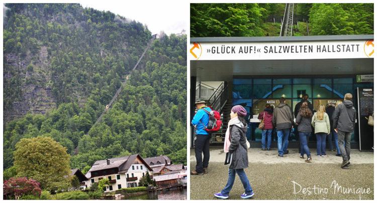 Hallstatt-Austria-Funicular