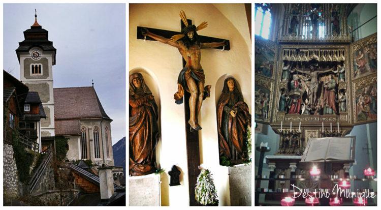 Hallstatt-Austria-Igreja
